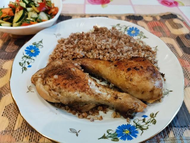 гречка на ужин рецепты