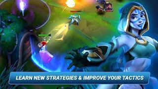 Planet of Heroes - Action Moba Apk Mod Terbaru