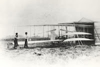 "Other ""firsts"" in History - Wright Brothers NASA image; public domain"