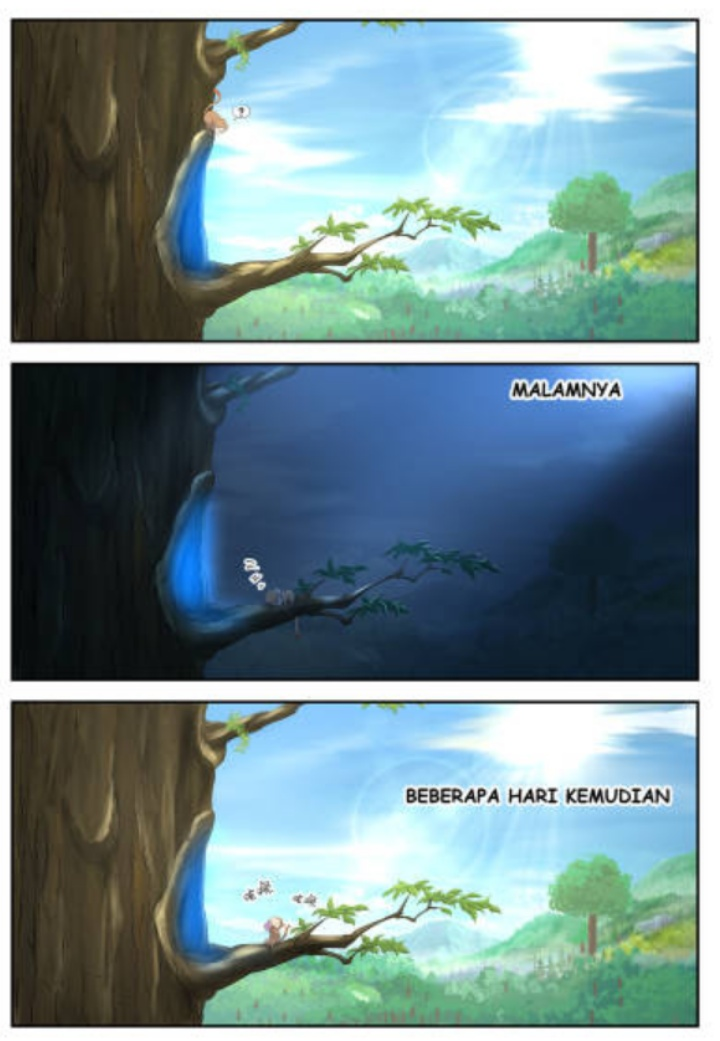 Heaven Defying Sword Bahasa Indonesia Chapter 27
