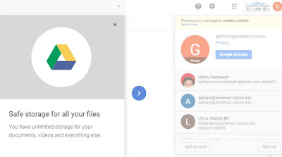 cara membuat google drive unlimited 2019