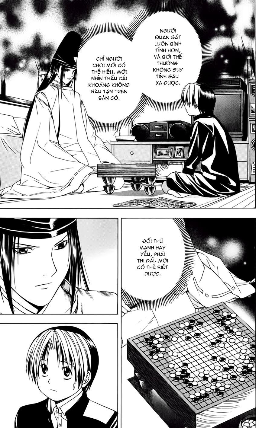 Hikaru No Go hikaru no go chap 110 trang 12