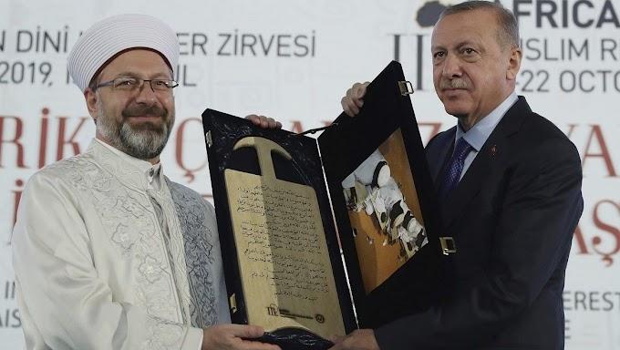 Αρχι-ιμάμης Τουρκίας: Η ομοφυλοφιλία έφερε τον κορονοϊό