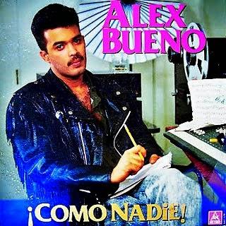 ¡COMO NADIE! - ALEX BUENO (1992)