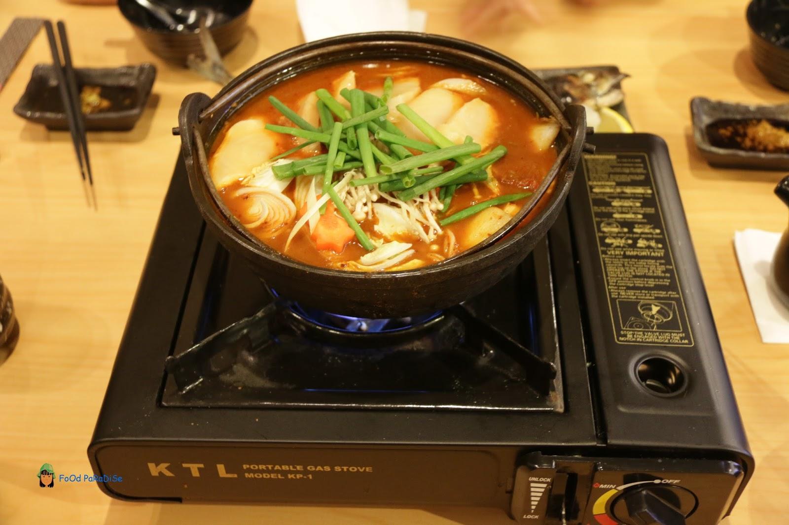 Food paradise edo ichi japanese cuisine island for Cuisine paradise