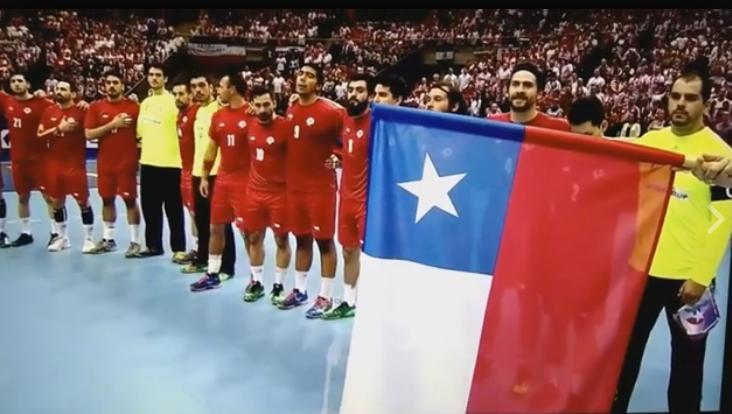 Chile handball