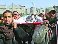 Israel Kembali Tembak Mati Dua Warga Palestina