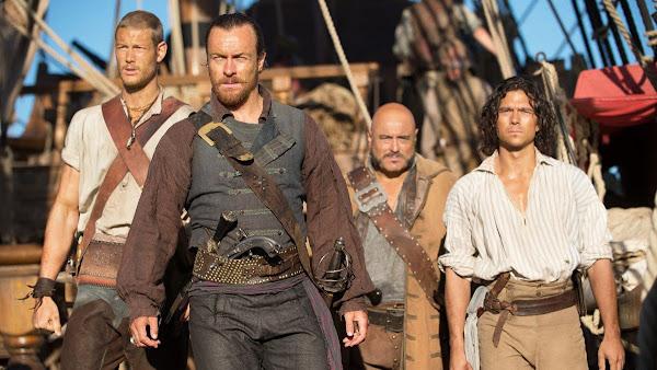 """SÉRIE """"BLACK SAILS"""" ESTREIA DIA 26 DE FEVEREIRO NA HBO PORTUGAL"""