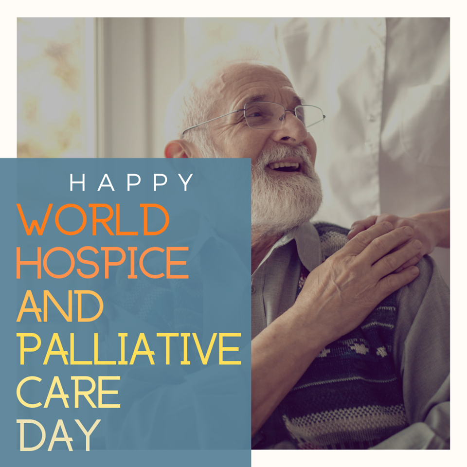 World Hospice and Palliative Care Day Wishes Images download