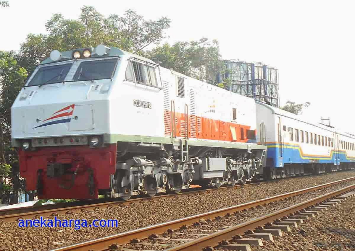 gambar kereta api bogowonto