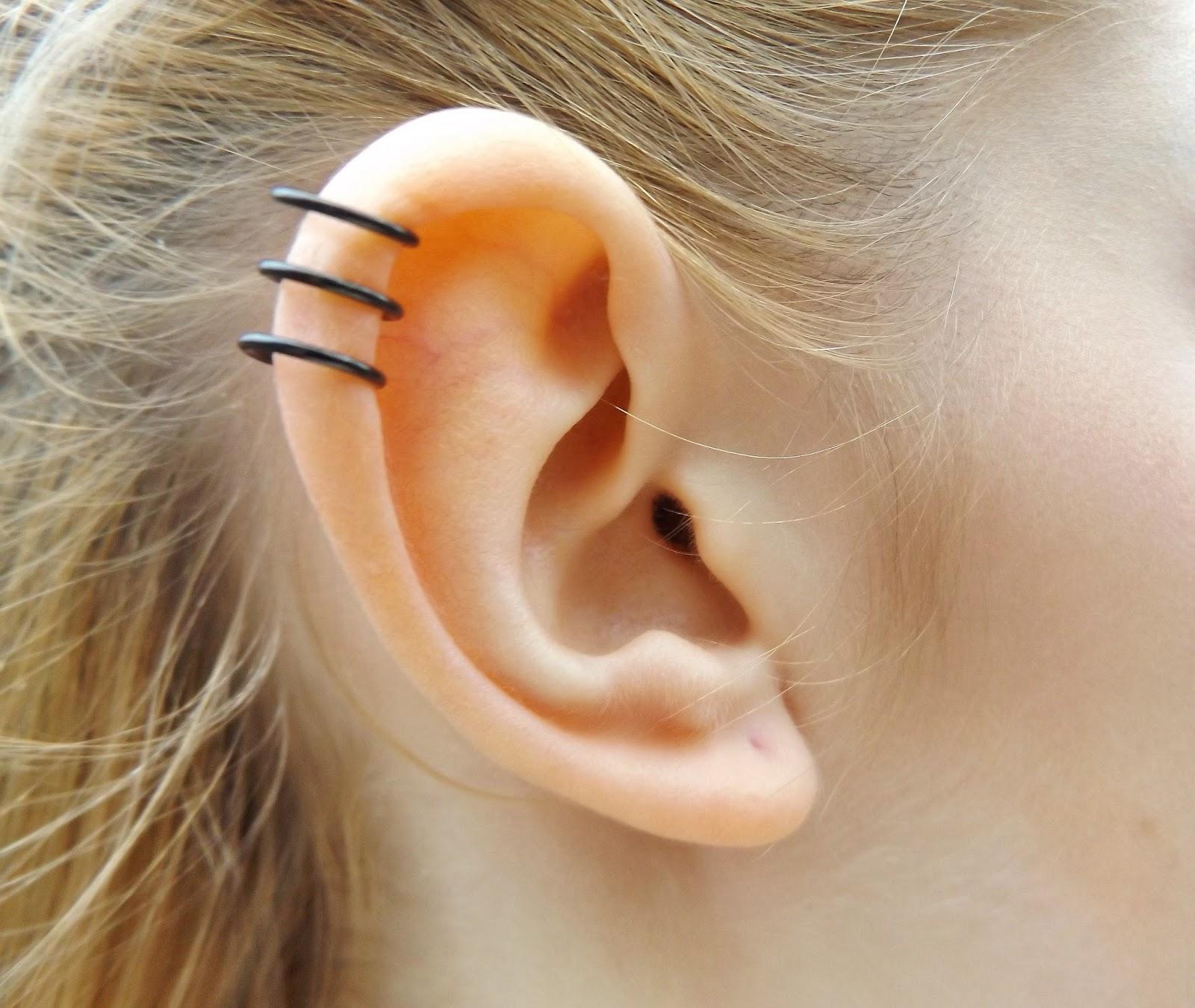 Body Jewellery Shop Ear Cuff