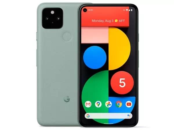 Flash Google Pixel 5