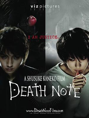 Quyển Sổ Thiên Mệnh - Death Note (2015)