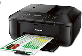 Die Qualität der Sprint-Ergebnisse, die mit diesem Drucker von Canon erzielt werden, kann ebenfalls angegeben werden