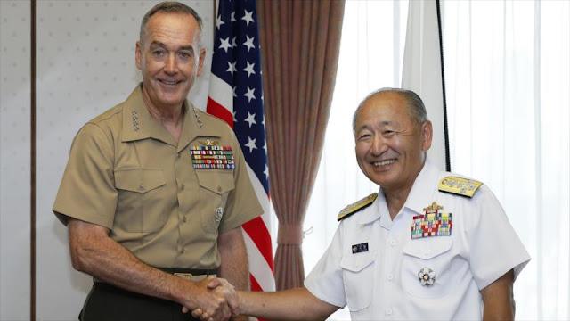 EEUU avisa que no dejará solo a Japón ante ataque de Pyongyang