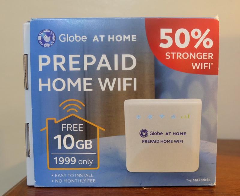 My #GlobeAtHome Prepaid Home WiFi Experience - Rochelle Rivera