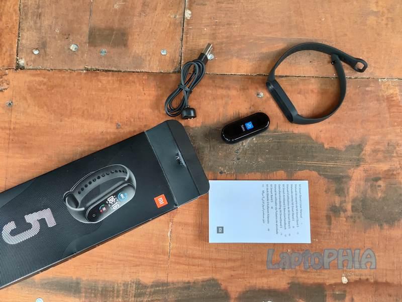 Paket Pembelian Xiaomi Mi Band 5