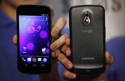 Smartphone Samsung Google Nexus