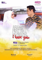 Abang Bomba I Love You Episod 1