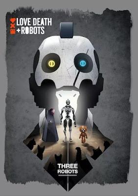 Love, death & Robots S01 Dual Audio Hindi Complete 720p   480p WEB-DL 1.75GB