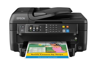Epson WorkForce WF-2760 Télécharger Pilote