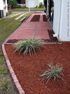 Julie Ann Brady - Golf Cart Path Project in Leesburg Florida