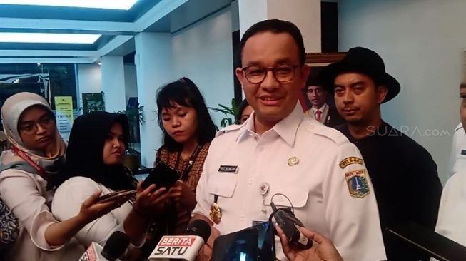 Rute Formula E Tak Kunjung Rampung, Anies Minta Bantuan Jokowi Lantaran....
