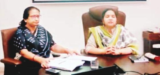 प्रमुख सचिव रश्मि अरुण फेसबुक मीटिंग, मध्यप्रदेश में चालू होंगी 16 जुलाई से दूरदर्शन पर ऑनलाइन क्लासेस, अपडेटेड 4 न्यूज़