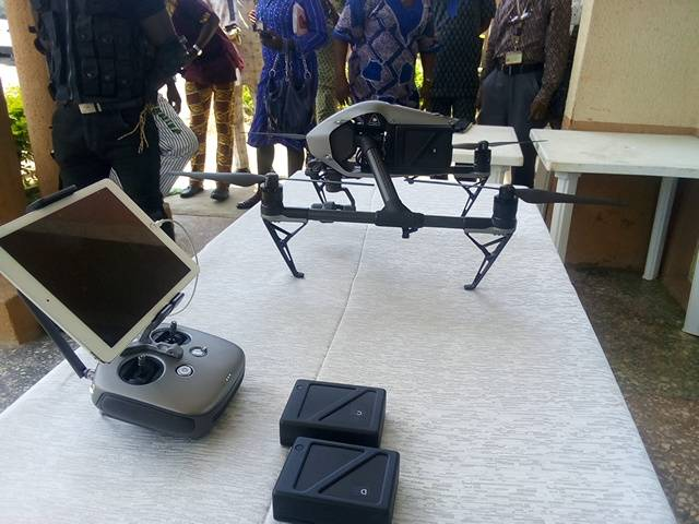 adeyemi college of education drone