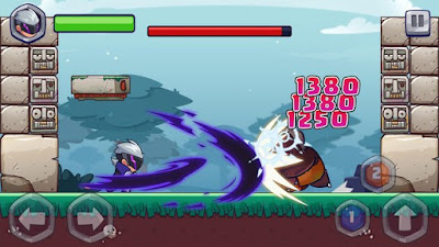 تحميل لعبة Sword Man Monster Hunter مهكرة للأندرويد