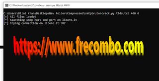 Python Smtp Webmail Scanner Cracker