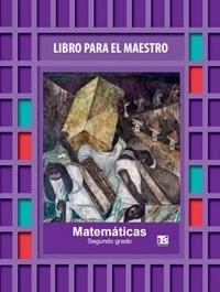 Libro Para el maestro Telesecundaria Matemáticas  Segundo grado 2019-2020