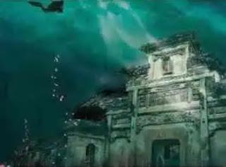 5000 years old temple found in Bali sea- సముద్రగర్భంలో 5000 సంవత్సరాల పురాతనమైన దేవాలయం...ఎక్కడ ఉందో...ఇప్పుడు ఎలా ఉందో తెలుసుకుందాం......