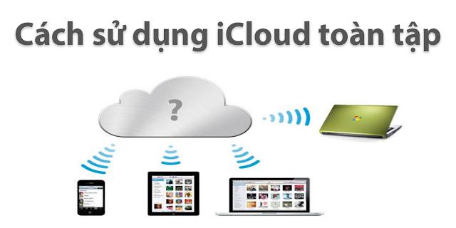 iCloud là gì và cách sử dụng