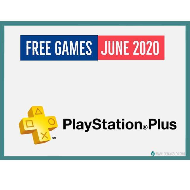 PS Plus free PS4 games April 2020 released!