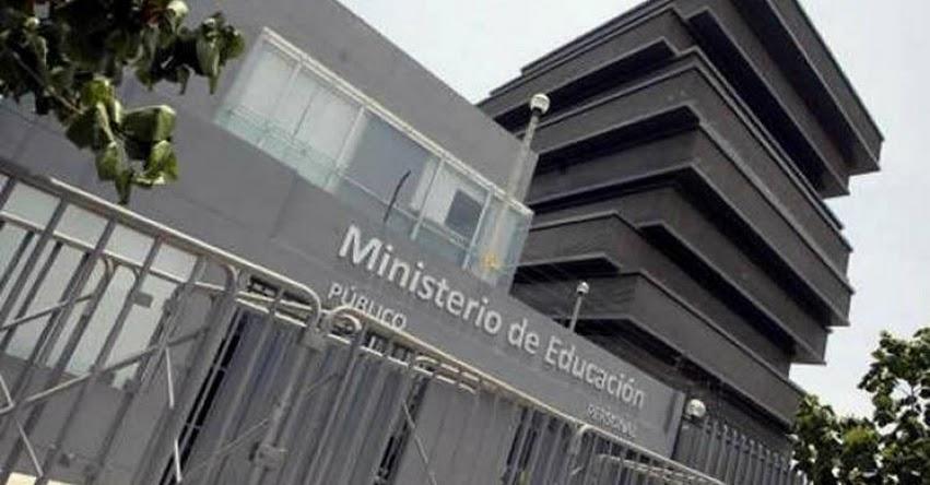 MINEDU atenderá al público con mesa de partes virtual - www.enlinea.minedu.gob.pe