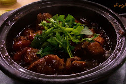Stewed Pork in Claypot Recipe