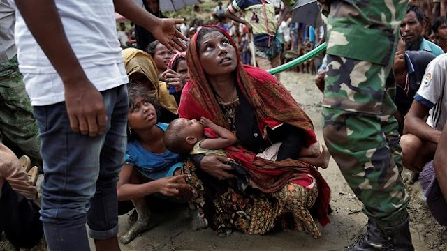 Amnesty International urges United Nations Security Council to impose arms embargo on Myanmar