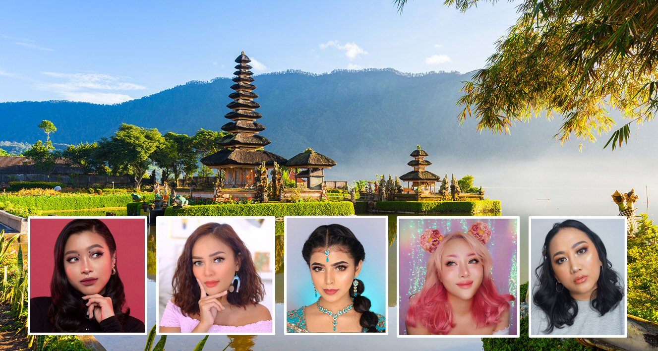 Top 5 Beauty Influencers in Indonesia