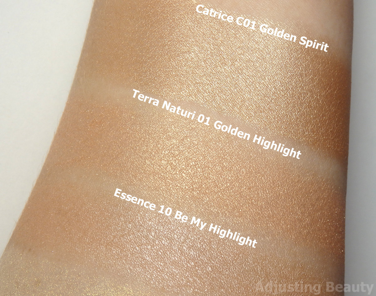 Pure Nude Highlighter by essence #15