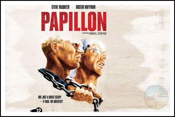 فيلم بابليون ((papillon | السعي إلى الحرية