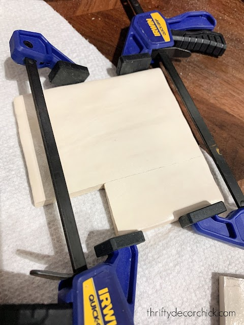 cut tile around outlet with no saw