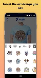 Aplikasi PrintTee Gratis Terbaik Android buat Desain Baju dan Kaos