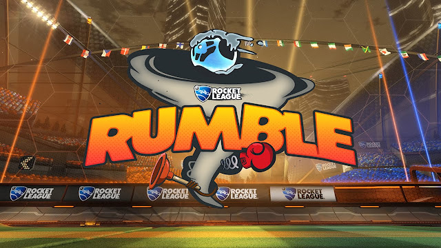 Rocket League Rumble