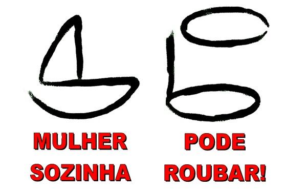 Conheça as siglas usadas pelos ladrões para roubar casas (Imagem: Reprodução/Sympa)