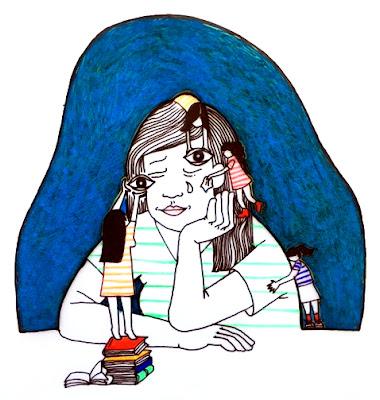 Ilustración de Laura Astorga Monestel
