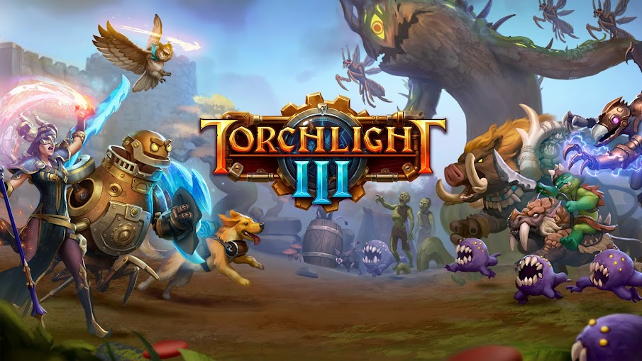 Torchlight III: a hack'n'slash just correct, in early access