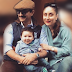 Kareena Kapoor and Saif Ali Khan pause dramatically with birthday kid Taimur