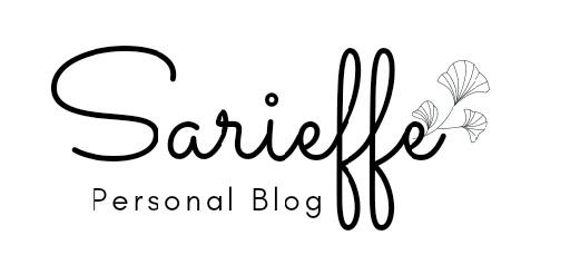 Sarieffe Personal Blog