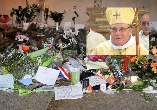 """L'évêque catholique français Mgr Ginoux reconnait que """"le Coran contient des phrases qui justifient la violence"""""""